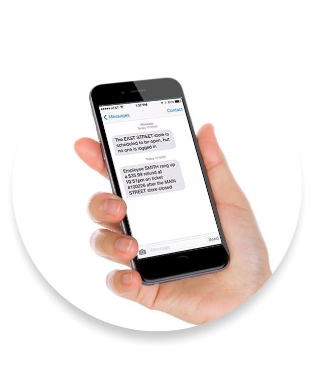 smart alerts