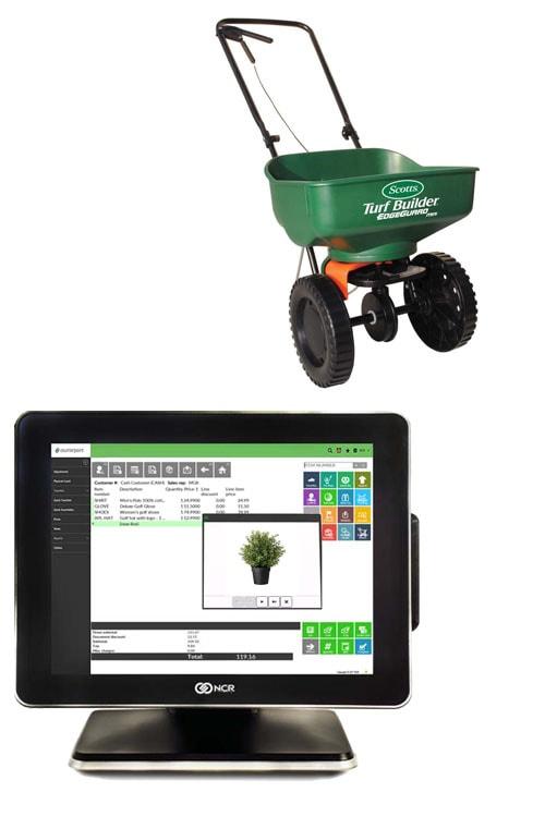 garden center pos, Lawn and Garden Center POS System