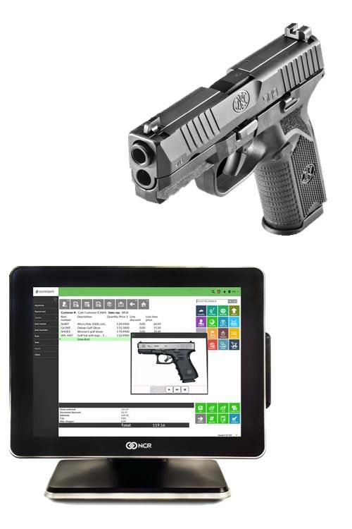 gun store pos system 1