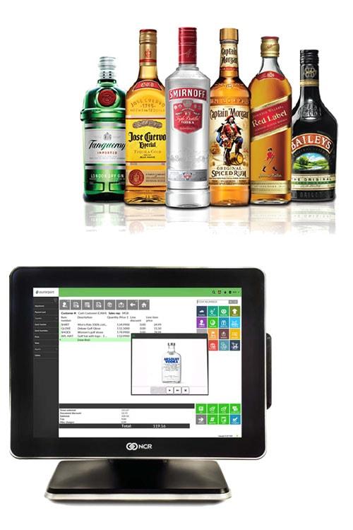 liquor store pos system 1