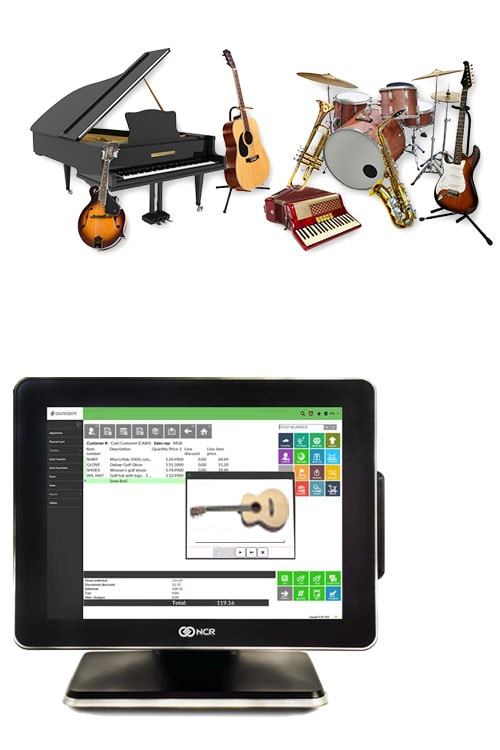 music store pos system 1