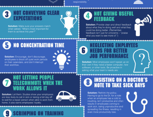 10 Ways Get Employees to Work Efficiently