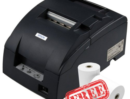 POS Receipt Printers – Thermal And Dot Matrix