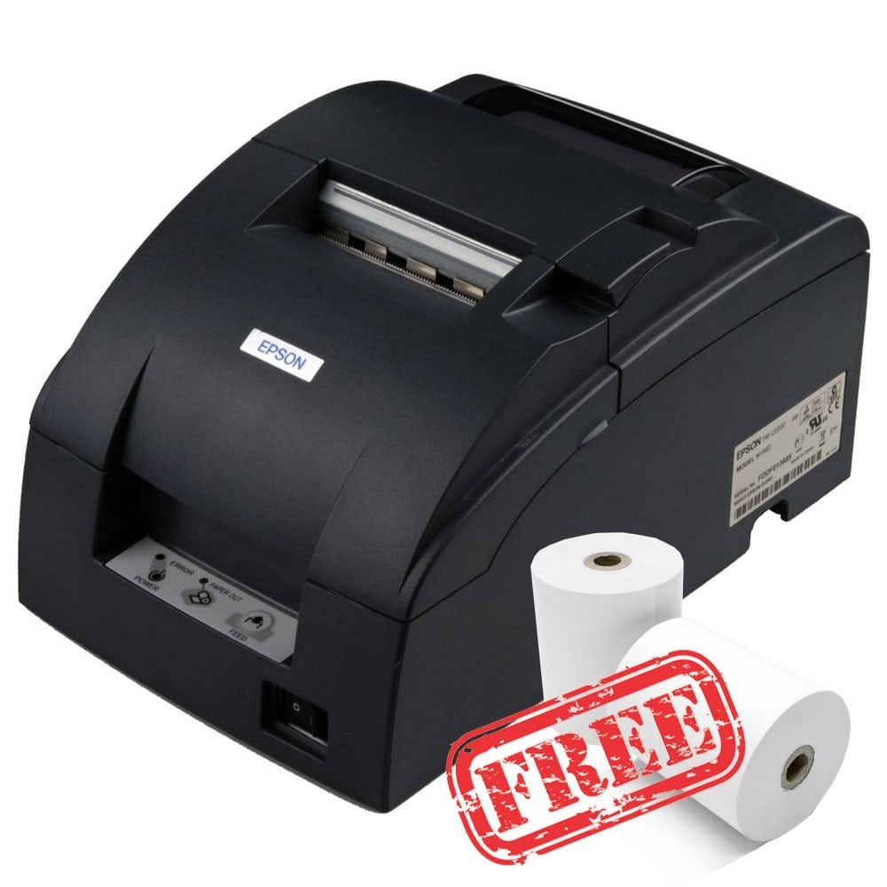 pos receipt printers thermal and dot matrix