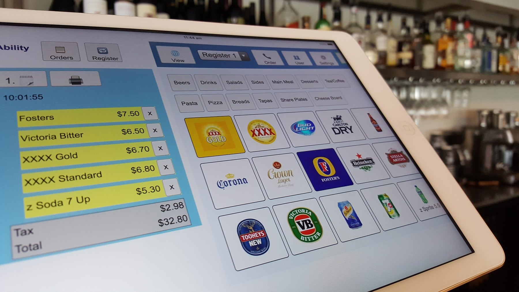 Restaurants 6 Benefits Of Point Of Sale Systems Pos Highway