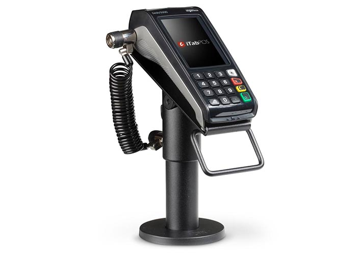 ingenico payment processing stand