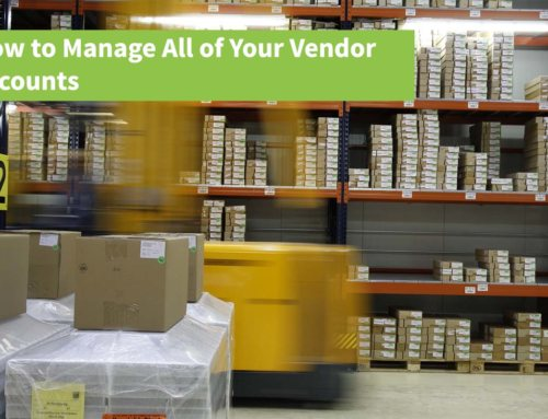 How to Manage All of Your Vendor Accounts with POS Software