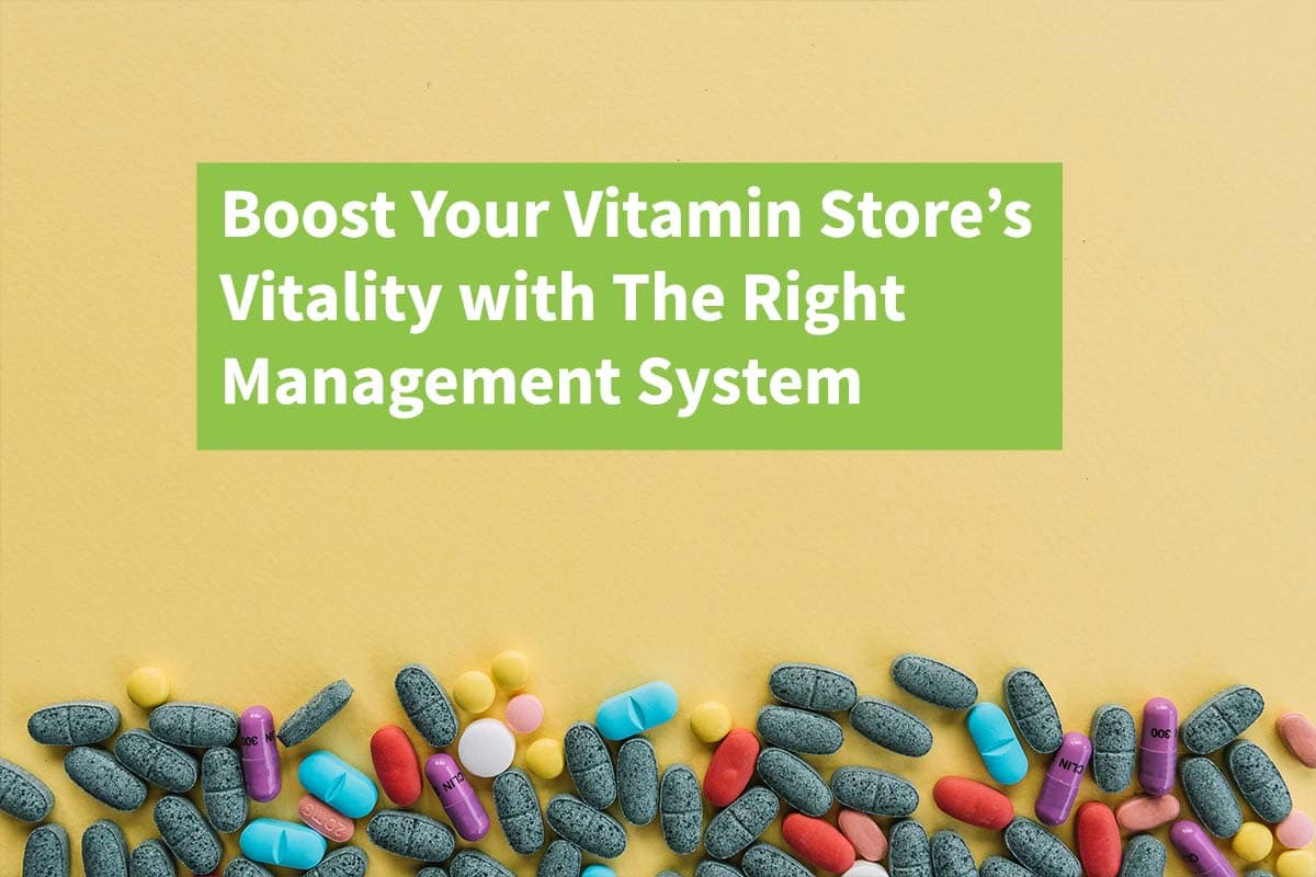vitamin store pos system