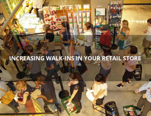 Increasing Walk-Ins in Your Retail Store – The Assured Tips To Drive in Footfall