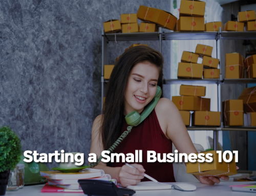 Starting a Small Business 101