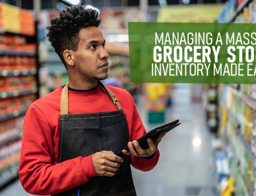 Managing a Massive Grocery Store Inventory Made Easy